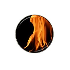 Fire Flame Pillar Of Fire Heat Hat Clip Ball Marker by Nexatart