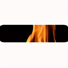 Fire Flame Pillar Of Fire Heat Large Bar Mats by Nexatart