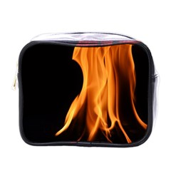 Fire Flame Pillar Of Fire Heat Mini Toiletries Bags by Nexatart