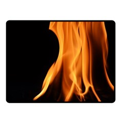 Fire Flame Pillar Of Fire Heat Fleece Blanket (small) by Nexatart