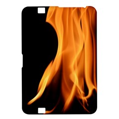 Fire Flame Pillar Of Fire Heat Kindle Fire Hd 8 9  by Nexatart