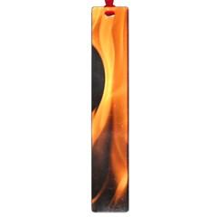 Fire Flame Pillar Of Fire Heat Large Book Marks by Nexatart