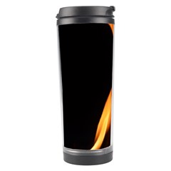 Fire Flame Pillar Of Fire Heat Travel Tumbler by Nexatart