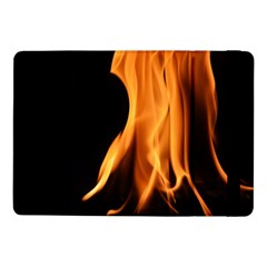 Fire Flame Pillar Of Fire Heat Samsung Galaxy Tab Pro 10 1  Flip Case