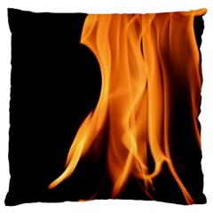Fire Flame Pillar Of Fire Heat Standard Flano Cushion Case (two Sides) by Nexatart