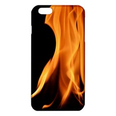 Fire Flame Pillar Of Fire Heat Iphone 6 Plus/6s Plus Tpu Case