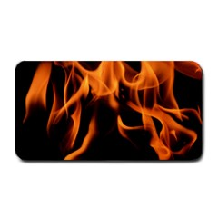 Fire Flame Heat Burn Hot Medium Bar Mats