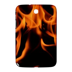 Fire Flame Heat Burn Hot Samsung Galaxy Note 8 0 N5100 Hardshell Case