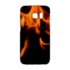 Fire Flame Heat Burn Hot Galaxy S6 Edge