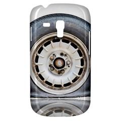 Flat Tire Vehicle Wear Street Galaxy S3 Mini