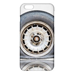 Flat Tire Vehicle Wear Street Iphone 6 Plus/6s Plus Tpu Case
