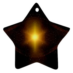 Background Christmas Star Advent Ornament (star)