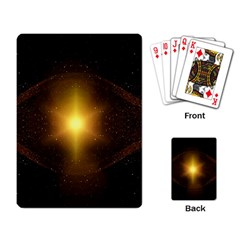 Background Christmas Star Advent Playing Card by Nexatart