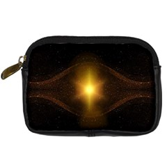 Background Christmas Star Advent Digital Camera Cases by Nexatart