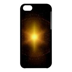 Background Christmas Star Advent Apple Iphone 5c Hardshell Case by Nexatart