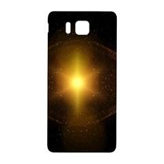 Background Christmas Star Advent Samsung Galaxy Alpha Hardshell Back Case