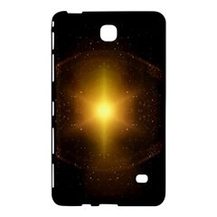 Background Christmas Star Advent Samsung Galaxy Tab 4 (8 ) Hardshell Case  by Nexatart