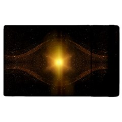 Background Christmas Star Advent Apple Ipad Pro 12 9   Flip Case