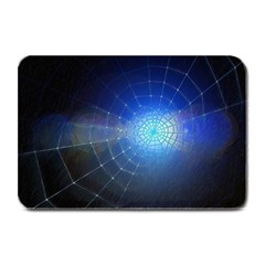 Network Cobweb Networking Bill Plate Mats by Nexatart