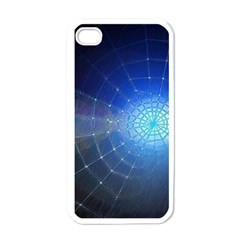 Network Cobweb Networking Bill Apple Iphone 4 Case (white)