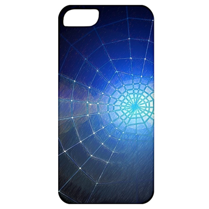 Network Cobweb Networking Bill Apple iPhone 5 Classic Hardshell Case