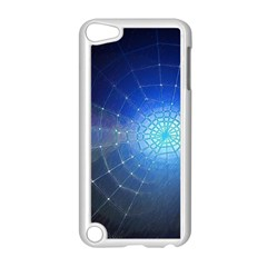 Network Cobweb Networking Bill Apple Ipod Touch 5 Case (white) by Nexatart