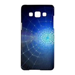 Network Cobweb Networking Bill Samsung Galaxy A5 Hardshell Case  by Nexatart