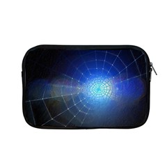 Network Cobweb Networking Bill Apple Macbook Pro 13  Zipper Case by Nexatart