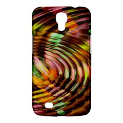 Wave Rings Circle Abstract Samsung Galaxy Mega 6 3  I9200 Hardshell Case by Nexatart