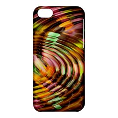 Wave Rings Circle Abstract Apple Iphone 5c Hardshell Case
