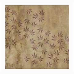 Parchment Paper Old Leaves Leaf Medium Glasses Cloth