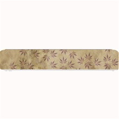 Parchment Paper Old Leaves Leaf Small Bar Mats by Nexatart