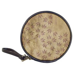 Parchment Paper Old Leaves Leaf Classic 20 Cd Wallets