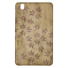 Parchment Paper Old Leaves Leaf Samsung Galaxy Tab Pro 8 4 Hardshell Case