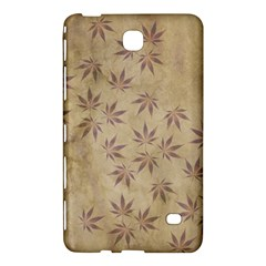Parchment Paper Old Leaves Leaf Samsung Galaxy Tab 4 (8 ) Hardshell Case