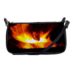 Fire Rays Mystical Burn Atmosphere Shoulder Clutch Bags