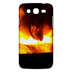 Fire Rays Mystical Burn Atmosphere Samsung Galaxy Mega 5 8 I9152 Hardshell Case  by Nexatart