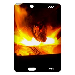 Fire Rays Mystical Burn Atmosphere Amazon Kindle Fire Hd (2013) Hardshell Case