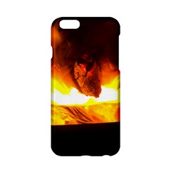 Fire Rays Mystical Burn Atmosphere Apple Iphone 6/6s Hardshell Case