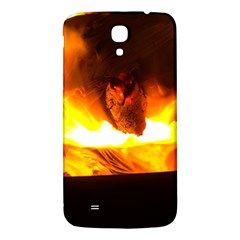 Fire Rays Mystical Burn Atmosphere Samsung Galaxy Mega I9200 Hardshell Back Case