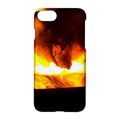 Fire Rays Mystical Burn Atmosphere Apple Iphone 7 Hardshell Case