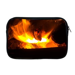 Fire Rays Mystical Burn Atmosphere Apple Macbook Pro 17  Zipper Case