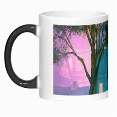 Background Forest Trees Nature Morph Mugs