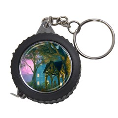Background Forest Trees Nature Measuring Tapes by Nexatart