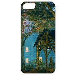 Background Forest Trees Nature Apple Iphone 5 Classic Hardshell Case