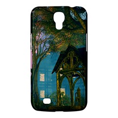 Background Forest Trees Nature Samsung Galaxy Mega 6 3  I9200 Hardshell Case by Nexatart