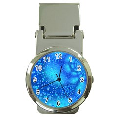 Bokeh Background Light Reflections Money Clip Watches by Nexatart