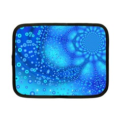 Bokeh Background Light Reflections Netbook Case (small)