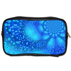 Bokeh Background Light Reflections Toiletries Bags by Nexatart