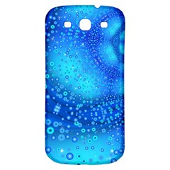 Bokeh Background Light Reflections Samsung Galaxy S3 S Iii Classic Hardshell Back Case